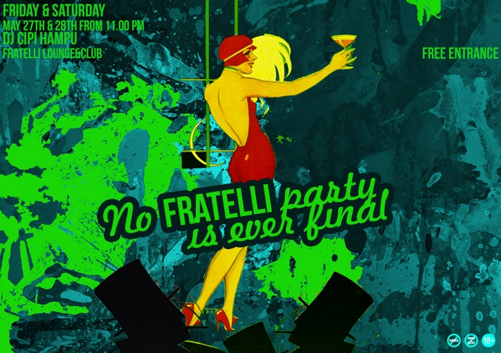 No Fratelli party is ever final!