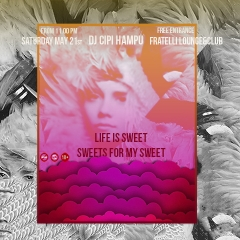 Life is sweet – Sweets for my Sweet